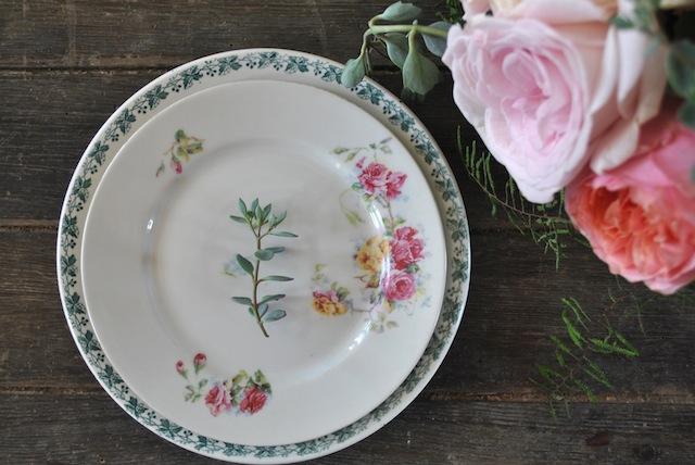 vaisselle-mariage-vintage